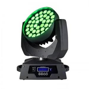 Движущаяся голова ROSS HIT ZOOM LED RGBW 36x10W